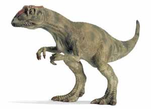Schleich Allosaurus Dinosaur Toy Model