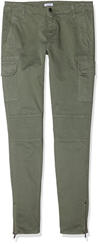 Pantalone Cargo Liu Jo Verde MilitarePantalone Cargo Liu Jo Verde Militare