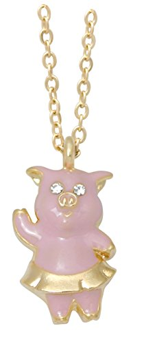 Circle of Friends Pendant, Pig - 1