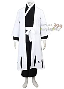 Outer Cloak For Cosplay of 8th Captain Shunsui Kyouraku From Bleach (Large)
