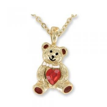 Birthstone Teddy Bear January - 1