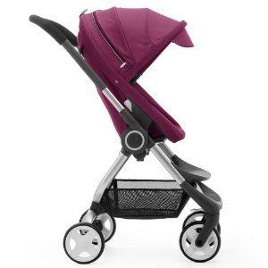 Stokke Scoot Stroller - Purple