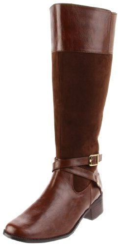 Annie Shoes Women's Shane Riding Boot,Coach,9 WW US