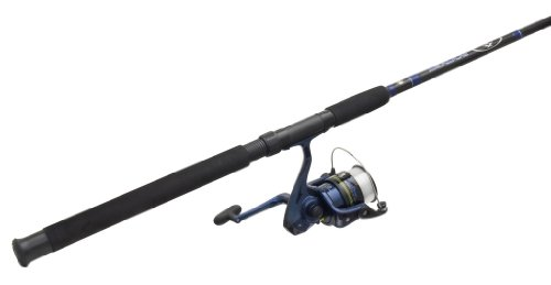 Zebco Sea Dog SDSP50/702MH SALTWATER Fishing Rod and Reel Combo