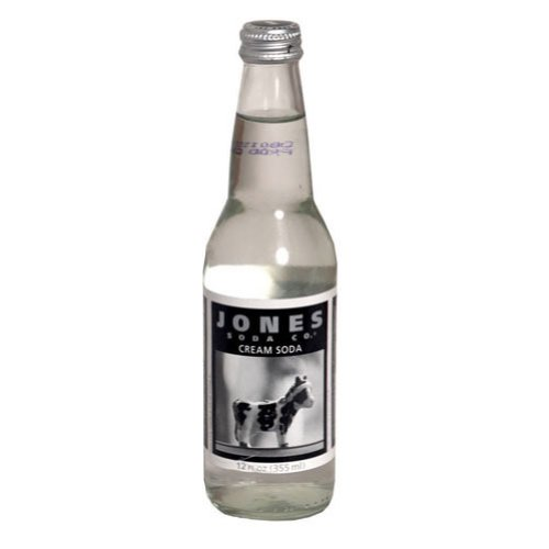 Jones Pure Cane Soda