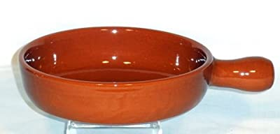 Genuine Terracotta 20cm Pan Set Of 2 - Classic Colour by Be-Active