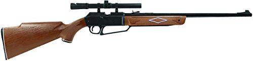 Daisy Outdoor Products 880 Rifle with Scope (Dark Brown/Black, 37.6 Inch) (800 Fps Airsoft Pistol compare prices)
