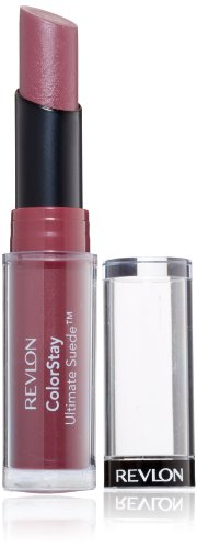 Revlon Colorstay Ultimate Suede Lipstick, Supermodel, 0.09 Ounce (Colorstay Lip Color compare prices)