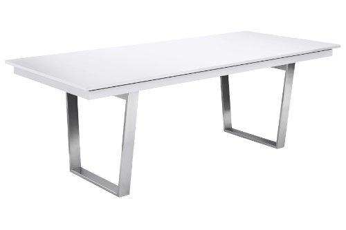 Esstisch-Deck-Metall-weiss-Esszimmertisch-Holztisch-Speisetisch-by-Arte-M-Tischbreite160-cm