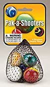Marbles Pak-a-Shooters