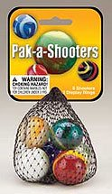 Pak-a-Shooters Marbles - 1