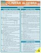 Linear Algebra (Quickstudy: Academic)