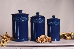 Best Cobalt Blue Kitchen Accessories And Decor