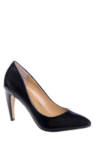 DV by Dolce Vita Perina Curved Heel Pointed Toe Pump