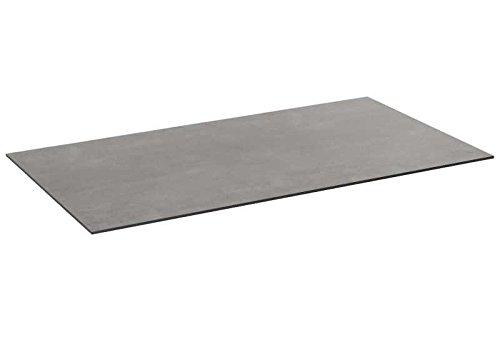 SonnenPartner Tischplatte Compact beton-hell HPL 90 x 90 made by Müsing