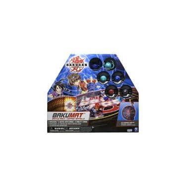 Bakugan Orginal Battle Brawlers Bakumat Battle Pack 6 Random Bakugan Bakumat And 12 Cards