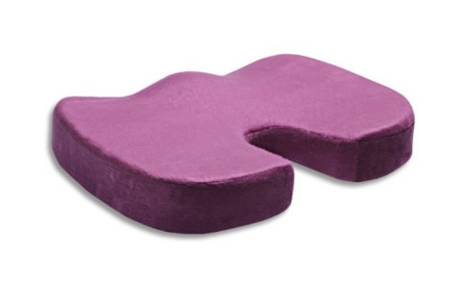 Foonee Memory Foam Chair Seat Cushion/Buttock Pad front-36828