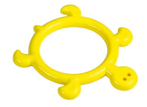 BECO Tauchring Schildi Kinder Wasserspielzeug Tauchspielzeug Fitness gelb 190g