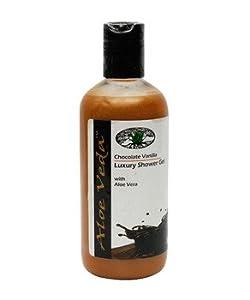 Aloe Veda Chocolate Vanilla Luxury Shower Gel 300 ml