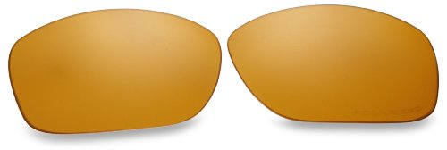 Oakley Oakley Ten 43-365 Polarized Rimless Sunglasses,Multi Frame/Bronze Lens,One Size