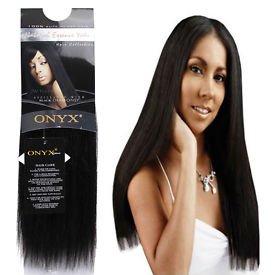 Amazon Com Onyx 100 Elite Human Hair Natural Essence