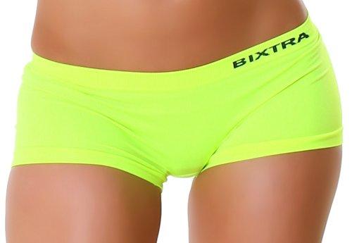 Panty Hotpants Pants Hipster Print unifarben Größen 34-36 und 38-40 verschiedene Farben