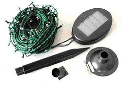 Solar 102 LED String Garden Lights Indoor/Outdoor-NEW