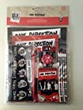 1D One Direction 11 Piece Stationary Set