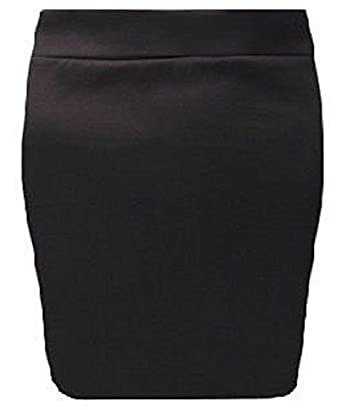 black skirt skater pencil skirt school