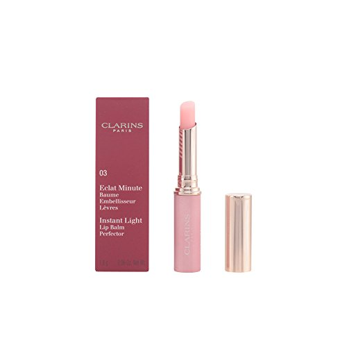 CLARINS - ECLAT MINUTE embellisseur lèvres #03my pink 1.8 gr-mujer