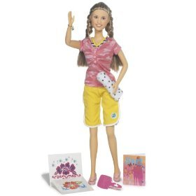 Amazon.com: Hannah Montana LILLY Surf Shop Doll: Toys & Games