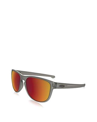 Oakley Gafas de Sol Polarized Sliver R (57 mm) Gris 57