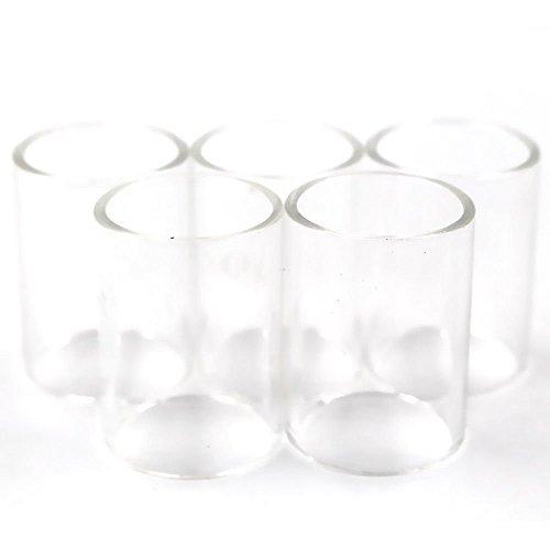 10pcs Subtank nano Replacement Replace Glass Tank(Transparent Color)