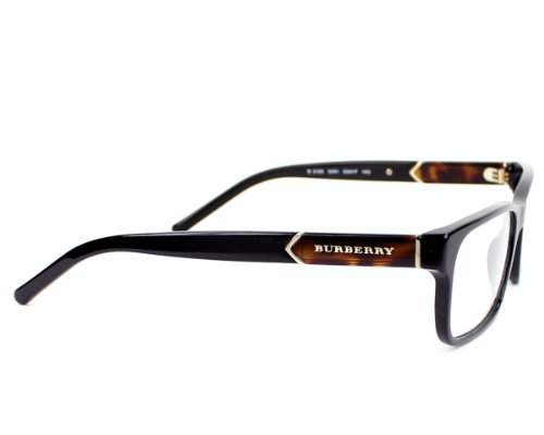 Burberry  Burberry BE2150 Eyeglasses-3001 Black-53mm
