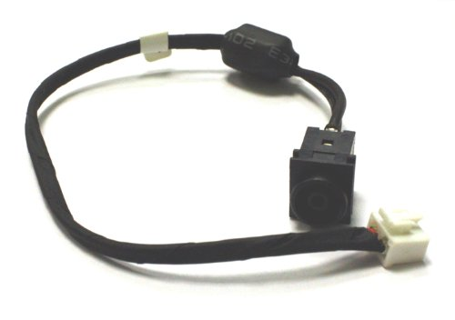 Sony Vaio VGN-N250 Compatible Laptop DC Jack Socket With Strand