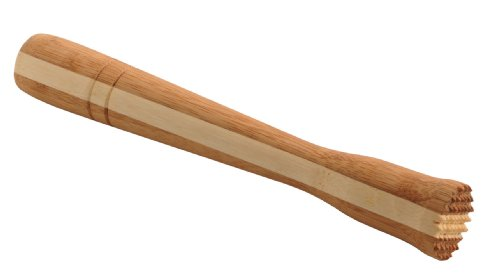 DM Creation 00205 Two-Tone Bamboo Pestle 23 cm