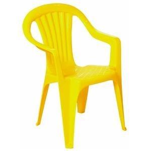 Adams Mfgpatio Furn 8420-49-3731 Kids Stackable Resin Chair by Adams Mfg./Patio Furn.