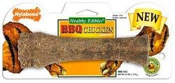 Healthy Edibles BBQ Chicken Dog Treat Size: Souper, Quantity