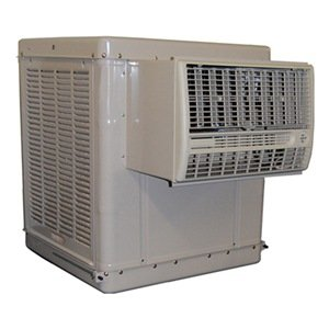 Champion Cooler N44W 4000 CFM 2-Speed Window Evaporative Cooler