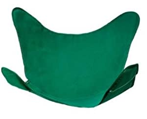 Hunter Green Butterfly Chair Cover from Algoma