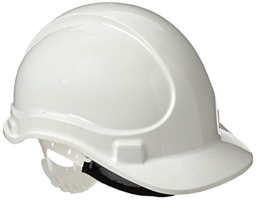 caulfield-hc300-w-sbt-casco-de-seguridad-color-blanco-w-arnes-de-plastico-pe