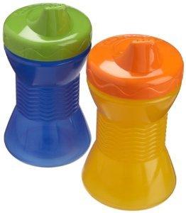 Nuk Gerber Graduates BPA Free 2 Pack Fun Grips spill Proof C