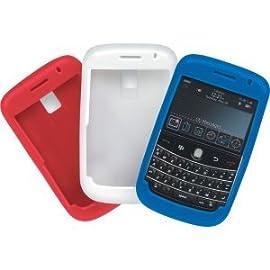 Blackberry Bold Body Glove Tri-Pack Gels [Wireless Phone Accessory]