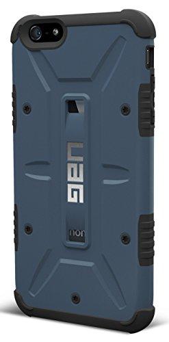 日本正規代理店品URBAN ARMOR GEAR iPhone 6 Plus (5.5インチ)用コンポジットケース ブルー UAG-IPH6PLS-SLT