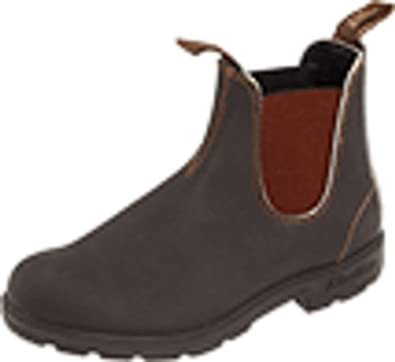 Blundstone Ladies Blundstone 500 Stout Brown Boot by Blundstone