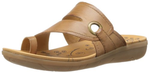 BareTraps Women's Jones Toe Ring Sandal,Auburn,10 M US at Amazon.com