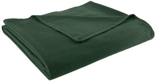 Chesapeake Merchandising 100-Percent Cotton Ribcord Bed Spread, Dark Green King front-959869