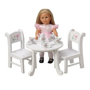 Alfa Img Showing KidKraft Doll Table And Chairs