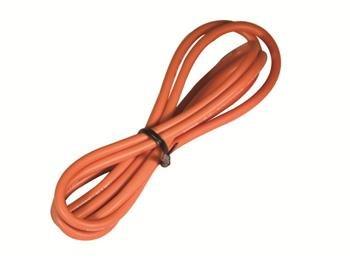 Viper R/C Solutions 6VSPLINE12 14GA Wire, Orange, 3'