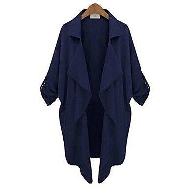 FF&CAI european elegante cappotto a buon mercato moda femminile zha.mi , cream , xxl